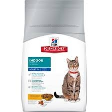 Hill's® Science Diet® (Indoor) Adult (7+) Cat Food (3.5#)