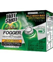 Hot Shot® Fogger 5™ with Odor Neutralizer