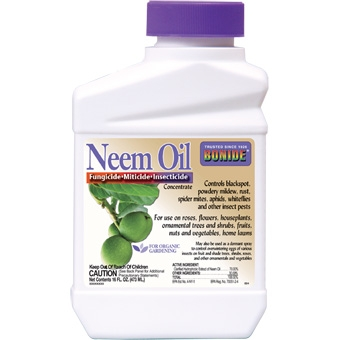 Bonide® Neem Oil® Fungicide-Miticide-Insecticide (16oz Concentrate)