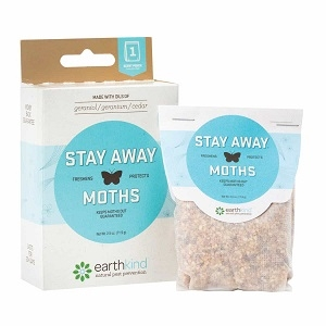 Earthkind® Stay Away® Natural Moth Prevention (4-Pack)