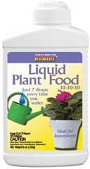 Bonide® Liquid Plant Food (10-10-10) (8oz)