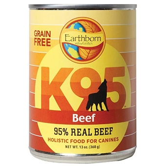 Earthborn® Holistic K95™ Grain-Free Beef Dog Food (13oz)