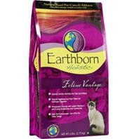 Earthborn® Holistic Feline Vantage™ Grain-Free Cat Food (6#)