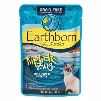 Earthborn® Holistic Riptide Zing™ Grain-Free Tuna Dinner in Gravy (3oz)