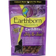 Earthborn® Holistic Earthbites™ Hip & Joint Grain-Free Dog Treats (7.2oz)