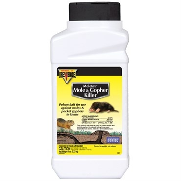 Revenge® Moletox® Mole & Gopher Killer (8oz)