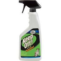 Four Paws® Keep Off!™ Indoor & Outdoor Dog & Cat Repellent (16oz RTU)