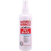 Nature's Miracle® Pet Block® Indoor & Outdoor Repellent Spray (8oz)