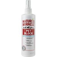 Nature's Miracle® Pet Block® Indoor & Outdoor Repellent Spray (16oz)