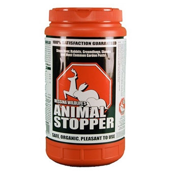 Messina Wildlife's® Animal Stopper (2.5# Granules)