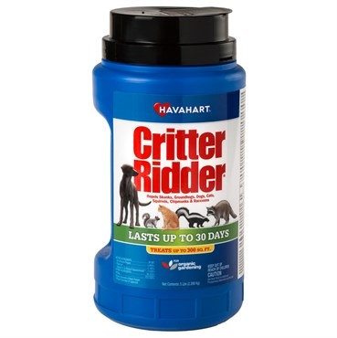 Havahart® Critter Ridder® Animal Repellent (5# Granules)