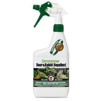 Liquid Fence® Deer & Rabbit Repellent (32oz RTU)
