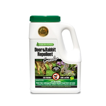 Liquid Fence® Deer & Rabbit Repellent Granules (5#)