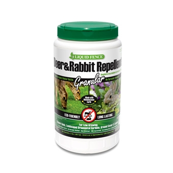 Liquid Fence® Deer & Rabbit Repellent (2.5# Granules)