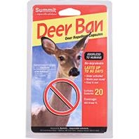Summit® Deer Ban® Deer Repellent Capsules (20 Count)