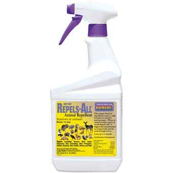 Bonide® Repels-All® Animal Repellent (32oz-RTU)