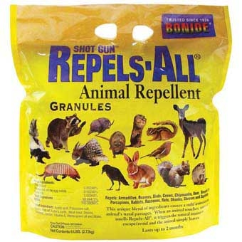 Bonide® Repels-All® Animal Repellent (6# Granules)