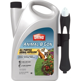 Orho® Animal B Gon® All Purpose Animal Repellent (1 Gallon-RTU)
