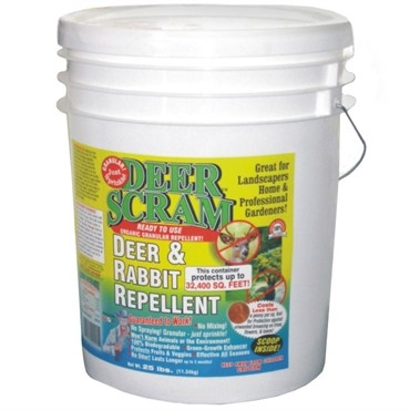 Enviro® Deer Scram® Deer & Rabbit Repellent (25# Granules)