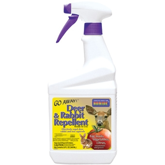 Bonide® Go Away!™ Deer & Rabbit Repellent (32oz RTU)