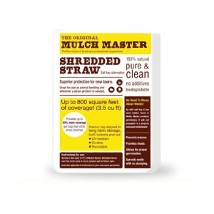 Iron Will Farm® Mulch Master Shredded Straw $12.99