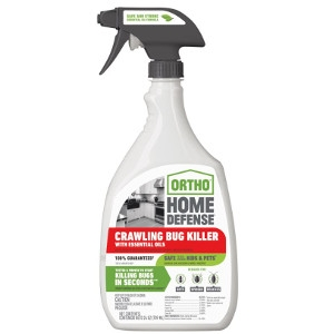 Ortho® Home Defense® Crawling Bug Killer with Essential Oils RTU 24oz
