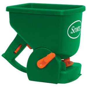 Scotts® Easy Hand-Held Broadcast Spreader