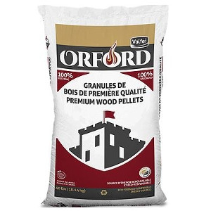 Orford Wood Pellets 40lb