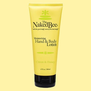 The Naked Bee Lotion