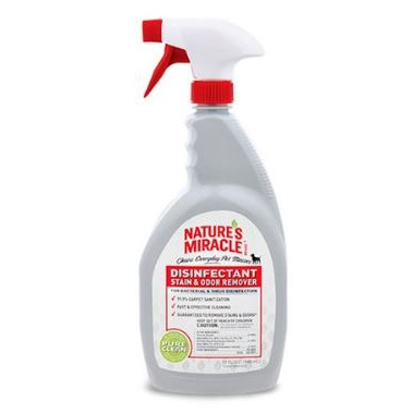 Nature's Miracle Disinfectant Stain and Odor Remover