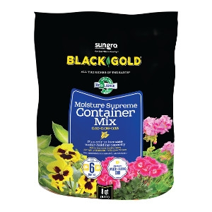 Black Gold® Moisture Supreme Container Mix 2 Cu. Ft.