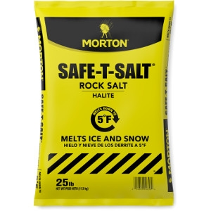 Morton Safe-T-Salt 50 lb.