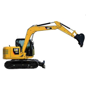 CAT 307E Mini Hydraulic Excavator