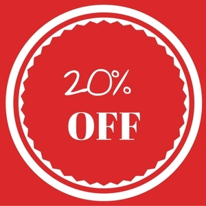 20% OFF All Toys