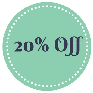 20% OFF All Treats