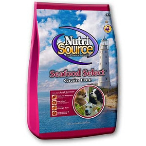 Nutrisource Grain Free Seafood Select 5 Lb.