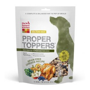 Chicken Proper Toppers Grain Free Superfood