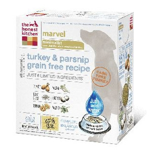 Marvel Turkey & Parsnip Dog Food