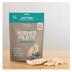 Wishes Pure Fish Treats for Dogs