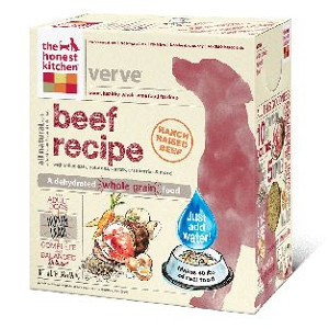 Verve Whole Grain Beef Dog Food
