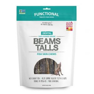 Beams Dried Fish Skin Chews for Dogs
