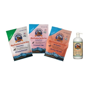 Free 4oz. Salmon Oil or Hip & Joint Oil