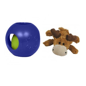 Buy 1 Pet Toy, Get 2nd at 50% Off