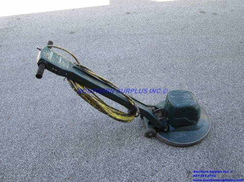 17 in Floor Polisher