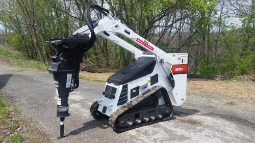 Mini Bobcat Hydraulic Breaker