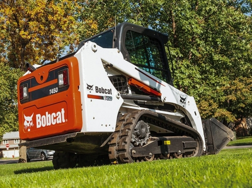 Bobcat T450 Tracked Loader