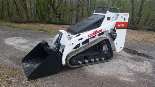 Bobact Mini Loader MT85 (2 Units Available)