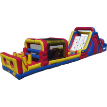 Mini Obstacle Course/Bounce Slide Combo