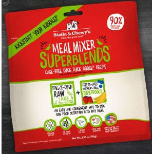Lil' Superblends Meal Mixer Cage Free Duck Duck Goose 3.25 Oz.