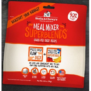 Lil' Superblends Meal Mixer Grass-Fed Beef 3.25 Oz.